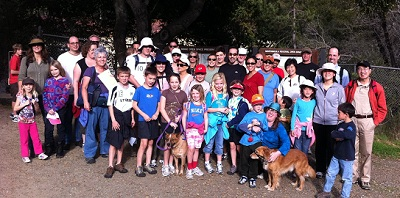 2011 Family Hike Day