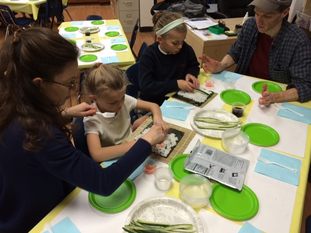 2015 Family Cooking School