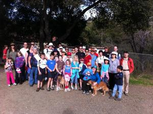11 Family Hike 3:30 Group