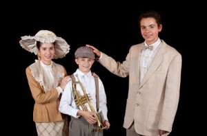 2011 Family Theater Day: Music Man