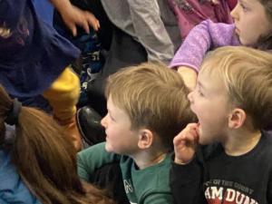 2020 Library Events - Happy Birds